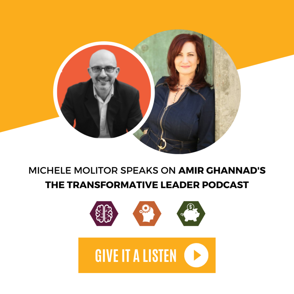 Overcoming Mental Blocks for Confidence and Success- The Transformative Leader Podcast Episode