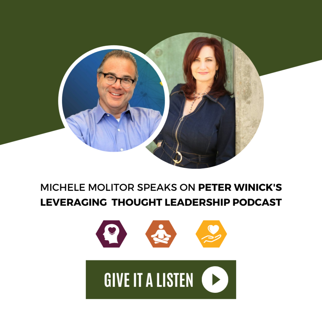 Content Confidence – Leveraging Thought Leadership Podcast Episode
